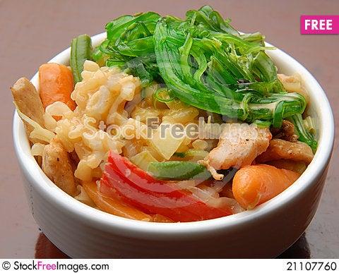 Free Japanese Food Stock Photo - 21107760