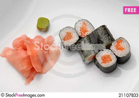 Free Japanese Food Stock Photos - 21107833