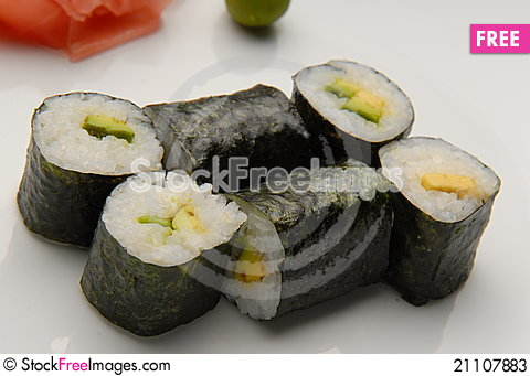 Free Japanese Food Stock Photos - 21107883
