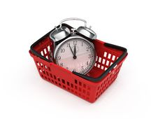 Free Buying Time Concept Royalty Free Stock Photo - 21100655