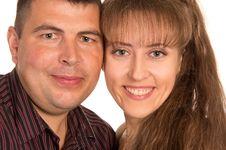 Free Adult Couple Portrait Stock Photography - 21101792