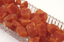 Free Papaya Fruit Dehydrated Stock Images - 21102184
