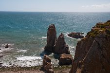 Free Landscapes Cabo Da Roca Stock Photo - 21102220