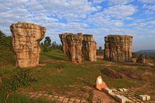 Free Thailand Stonehenge Stock Images - 21103154