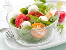 Free Salad Stock Image - 21103231