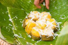 Free Thai Dessert Stock Image - 21103571