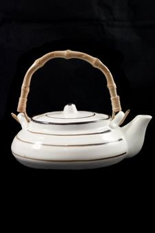 Free China Teapot Royalty Free Stock Photos - 21103798
