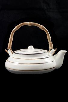 Free China Teapot Royalty Free Stock Photos - 21103798