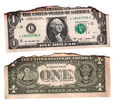 Free US Dollar Royalty Free Stock Image - 21104216