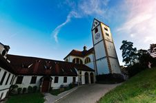 German Country Church Stock Photos