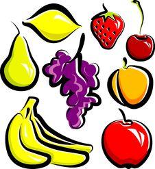 Free Fruit Royalty Free Stock Photo - 21105255