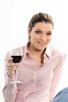 Free Wine Stock Photography - 21105452