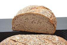Free More Grain Bread Royalty Free Stock Photo - 21105635
