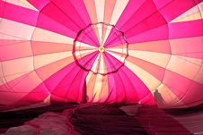Free Colorful Hot Air Balloon Stock Images - 21106294