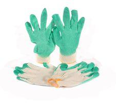 Free Economic Gloves Stock Photos - 21106353