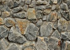 Free Stone Wall Stock Image - 21106611