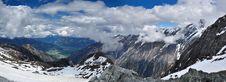 Free Mountains Panorama Royalty Free Stock Image - 21107466