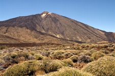 Free El Teide Royalty Free Stock Photo - 21107785