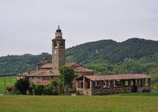 Free Parish Of St. Paolo - Val Di Nizza PV Italia (Casa Stock Photography - 21108102