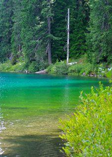 Free Clear Lake, Oregon Stock Photo - 21109630