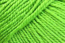 Free Knitting Yarn Royalty Free Stock Photo - 21109945
