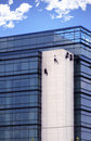 Free Window Washers 2 Royalty Free Stock Image - 21113506