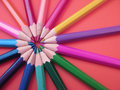 Free Colored Pencil Stock Image - 21115641