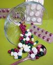 Free Pills Royalty Free Stock Photos - 21115868