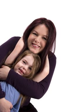 Free Mother And Daughter S Love Stock Image - 21111511