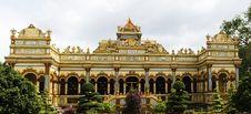 Free Vĩnh Tràng Buddhist Temple Stock Photos - 21112053