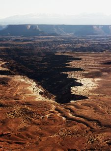 Free Canyonlands Royalty Free Stock Image - 21112286