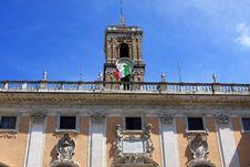 Free Palazzo Senatorio Royalty Free Stock Photos - 21112818