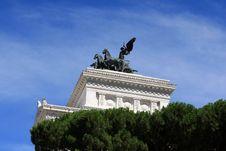 Free Vittoriano, Rome Stock Image - 21112931