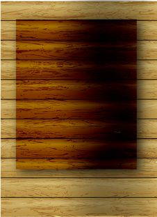 Free Abstract Vector Wood Background Stock Photo - 21113970