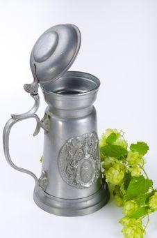 Free Beer Mug Royalty Free Stock Image - 21114496