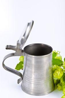 Free Beer Mug Stock Photography - 21114542