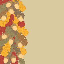 Free Autumn Background. Stock Image - 21114621