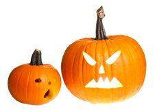 Free Halloween Scary Jack O Lantern Stock Image - 21114661