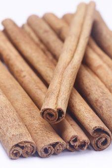 Free Cinnamon Sticks Stock Image - 21114741