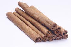 Free Cinnamon Sticks Stock Photo - 21114800