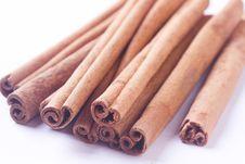 Free Cinnamon Sticks Stock Image - 21114921