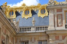 Free Detail Of Chateau Versailles Palace Stock Photo - 21115350