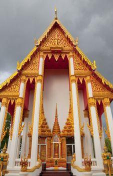 Free Thai Temtple Royalty Free Stock Photo - 21115685