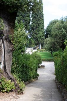 Free Villa D Este Stock Photography - 21115832