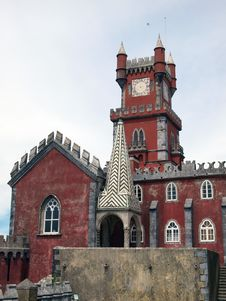 Free Sintra-Portugal Royalty Free Stock Photo - 21116105