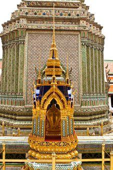 Free Pagoda Stock Image - 21116341
