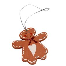 Free Gingerbread Man Stock Photography - 21116452