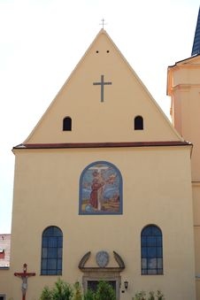 Free Church Stock Photo - 21116940