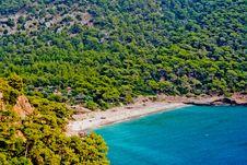 Free Turkish Bay Royalty Free Stock Photo - 21117845
