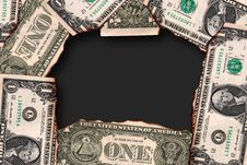 Free US Dollar Stock Photography - 21118352